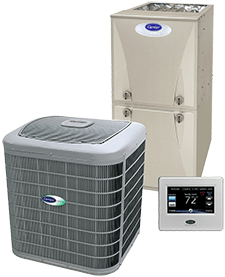 Carrier HVAC Products